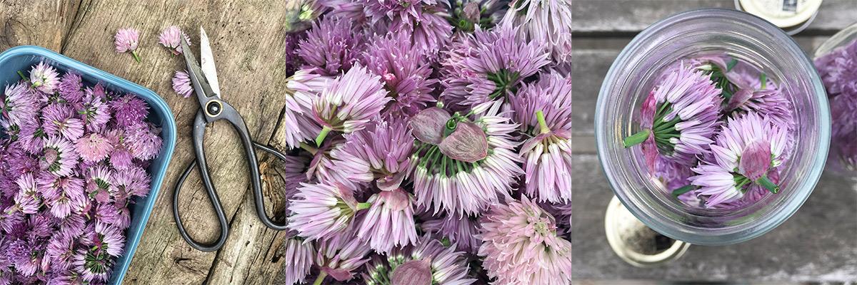bieslookbloemen-drieluik