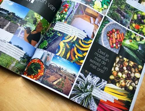 OERMOES in De Tuin op Tafel magazine!